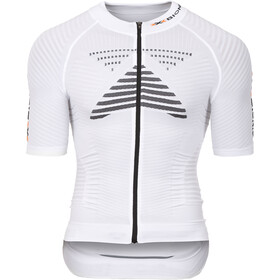 X-Bionic Effektor Power Biking Jersey SS Full-Zip Men white/black